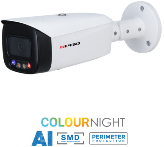 SPRO Camera Systeem