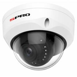 SPRO IP Camera, 4MP Camera,vandaal bestendigd, IR bereik van 30 meter, DHIPD40/28RV-W