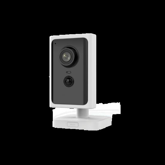 Safire / HikVision, Wifi binnen camera, 2MP Camera met een 2,8lens, mee luisteren en terug praten, IR bereik van 10 meter, SF-IPCU202AWH-2W