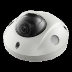 Safire, 4MP Camera met een 2.8mm lens, Ultra Low Light, ingebouwd mircofoon, IR bereik van 30 meter, SF-IPD810UWA-4U-AI2