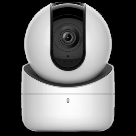 Safire / HikVision, PTZ (bedienbare), Wifi binnen camera, 2MP Camera met een 2,8lens, mee luisteren en terug praten, IR bereik van 10 meter, SF-IPPT111HA-2E-W