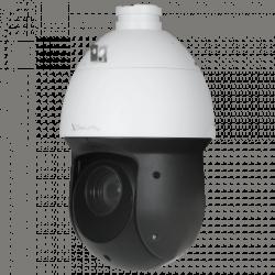 X-Security, 2MP Camera met een Varifocale lens van 4,8-120 mm lens, PTZ Camera, ingebouwd microfoon, starlight, IR bereik van 100 meter, XS-IPSD6325SIWHA-2U