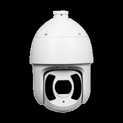 X-Security, 2MP Camera met een Varifocale lens 3,95-177,75 mm (X45) lens, PTZ Camera, ingebouwd microfoon,  starlight, IR bereik van 250 meter, XS-IPSD8245ITASW-2U-AI