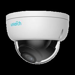 Uniarch, 2MP Camera met een 2,8mm lens, IR bereik van 30 meter, UV-IPC-D112-PF28