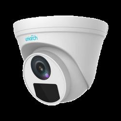 Uniarch, 2MP Camera met een 2,8mm lens, IR bereik van 30 meter, UV-IPC-T122-PF28