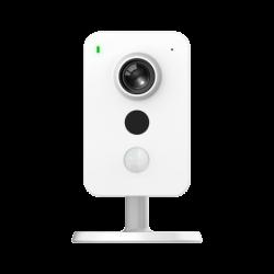 X-Security Wifi binnen camera, 2MP Camera met een 2,8mm lens, luidspreker en microfoon, IR bereik van 10 meter, XS-IPCU014HA-2W