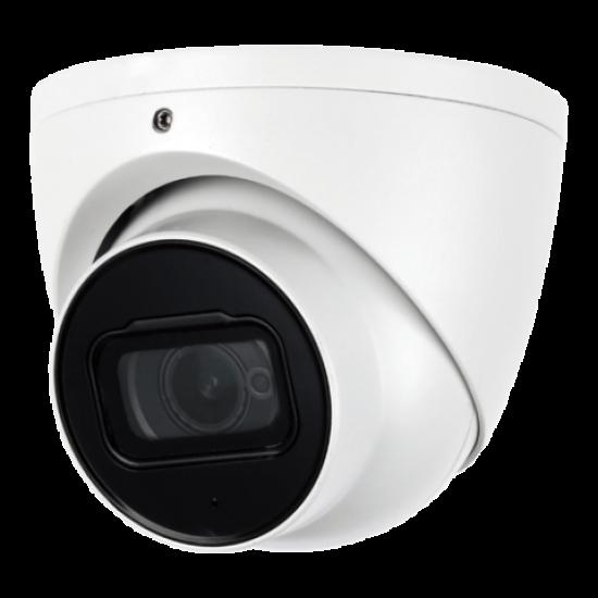 X-Security, 2MP Camera met een 2,7 - 13.5mm varifocale autofucuslens, starlight, IR bereik van 30 meter, XS-IPT987ZSWH-2P