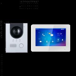 X-Security, intercom systeem complete set, XS-VTK2202-2