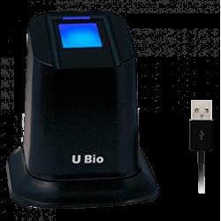 Anviz, biometrische lezer voor het opnemen van vingerafdrukken, UBIO