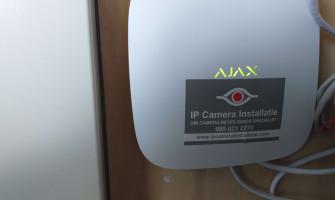 Camerasysteem met alarmsysteem combinatie pakket @Assendelft project 2