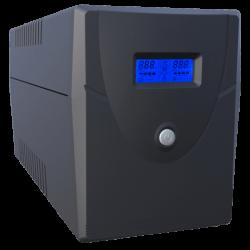 UPS backup batterij 1500VA met 4 backup uitgangen, UPS1500VA-4