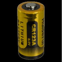 CR 123A batterij, 3V Lithium, per 10 Stuks, BATT-CR123A