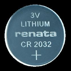 CR 2032 batterij, 3V Lithium, per 10 Stuks, BATT-CR2032
