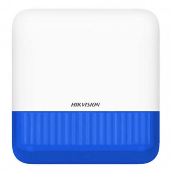 AxPro HikVision buiten Flitser Blauwe indicator, DS-PS1-E-WE-Bleu