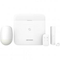 AxPro Starters kit 64 met 4G, LAN en Wifi verbinding, AxPRO DS-PWA64-Kit-WE