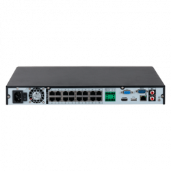 X-Security, 16 Kanaals NVR Recorder POE, maximale resolutie 12MP, XS-NVR3216A-4K16P-1FACE