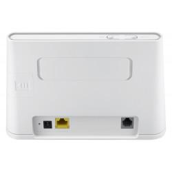 Router met Simkaart module, handig voor plekken waar u geen vaste internet aansluiting heeft, Huawei B311-221