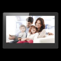 Safire / Hikvision,WIFI intercom beeldscherm, 10inch, SF-VIDISP01-10WIP